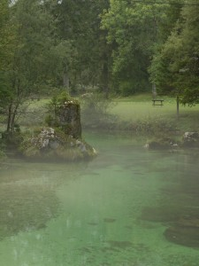 Der kristallklare Bohinij See