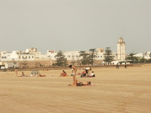 Strandpromenade von Essaouira