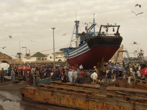 Hafen von Essaouira