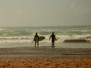Surferstrand von Tamri