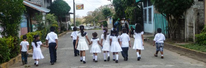 (Mein) Lehrerleben in Nicaragua