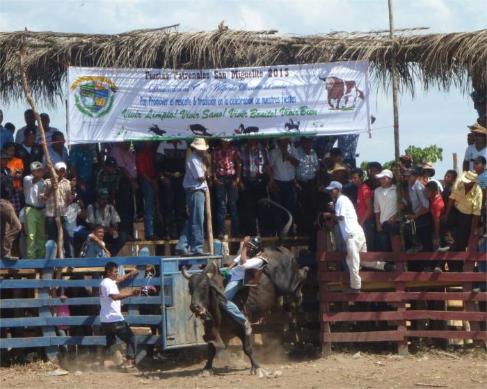 Fiestas Patronales in San Miguelito