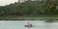 Fischerboot auf dem Nicaraguasee