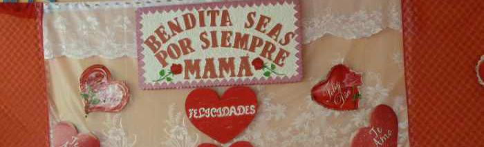 Muttertag und Abschied nehmen